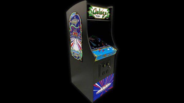 galaga arcade game rental