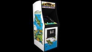 galaxian arcade game rental