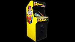 qbert arcade game rental