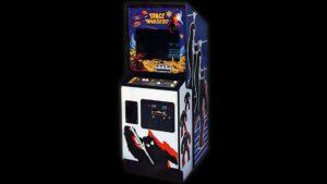 space invders arcade game rental