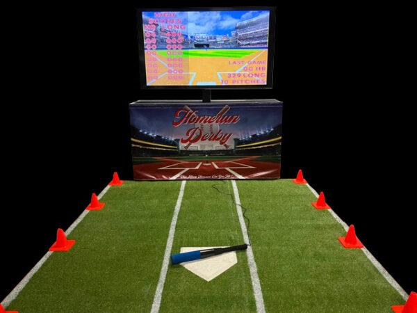 Homerun Derby Baseball Game in Orlando, Florida